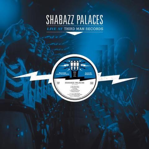 Shabazz Palaces - Live At Third Man Records LP $25