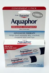 Aquaphor is used a lot as a healing ointment for tattoo aftercare for the days following a tattoo procedure.