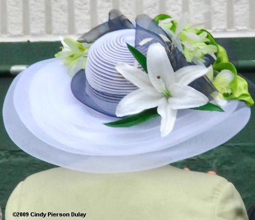 kentucky derby hats 2009 | 2009 Kentucky Derby Hat Gallery
