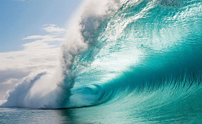 Beautiful Waves (20 pics): Oahu Hawaii, The Ocean, Beautiful, Ocean Waves, North Shore, Big Waves, The Waves, Photo, Ocean Life