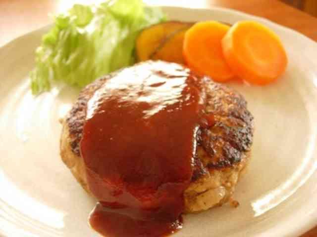 秘密の豆腐ハンバーグ(cookpad)