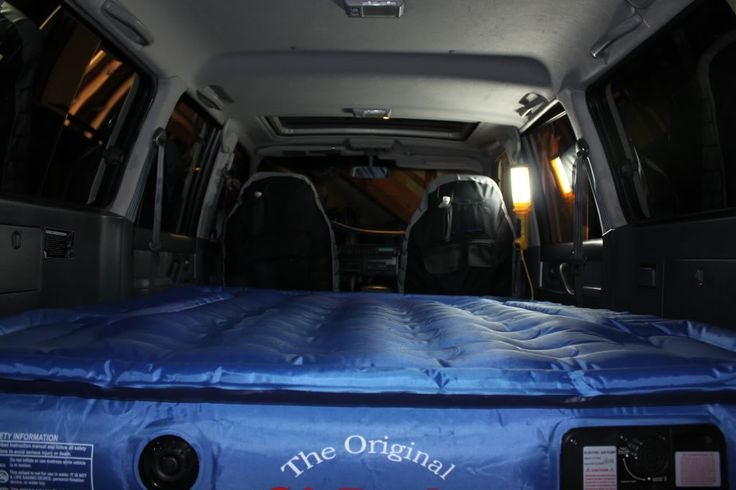 Airbedz Air Mattress For 4runner Luxurious Sleep On