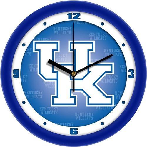 Kentucky Wildcats UK Clock Dimensional Design Wall Clock