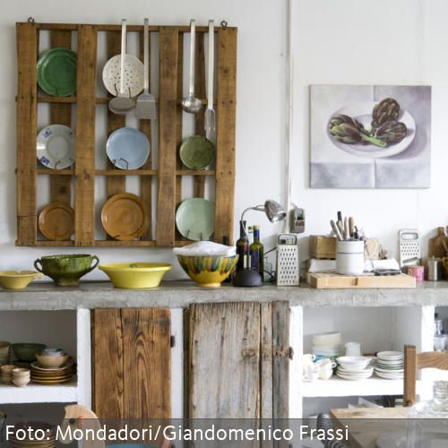 16 besten Küche Bilder auf Pinterest Rund ums haus, Küchen - küche selber bauen holz