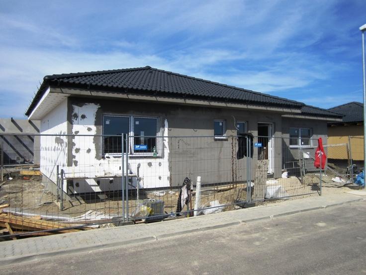 Progress of construction #house #building #architecture