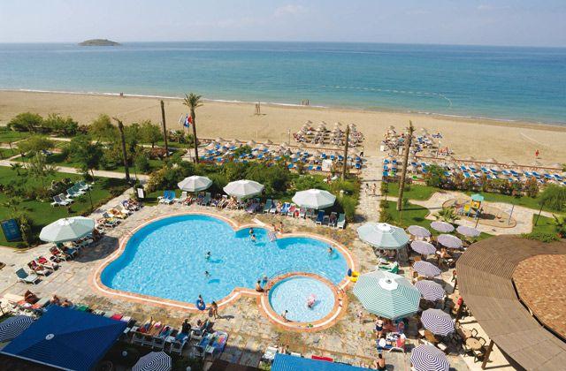 séjour Izmir pas cher Go Voyage à l'Hotel-club Cactus Paradise 4* à Izmir prix promo séjour GoVoyages à partir 584,00 € TTC 8J/7N Tout Compris