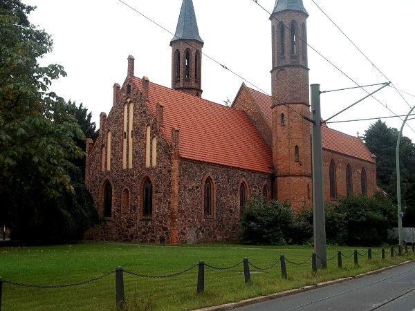 Dorfkirche, Pankow - Berlin