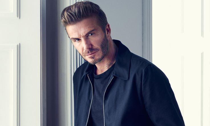 """David Beckham: """"Det här är ett plagg som alla män bör ha i sin garderob"""""""
