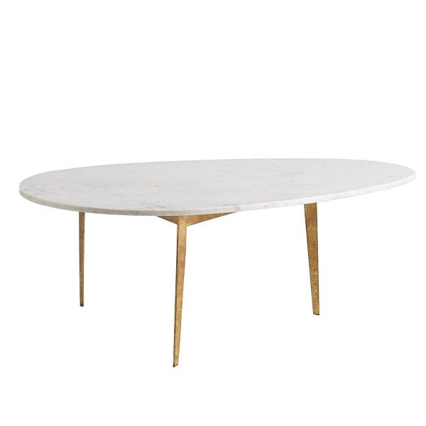 Mid-Century Egg Table