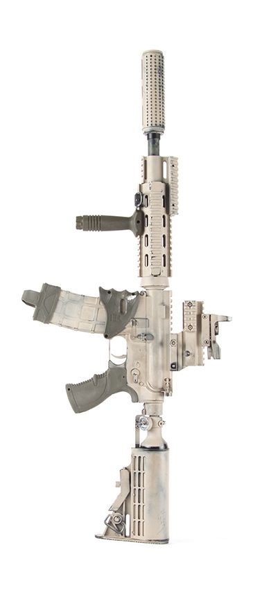Custom Tiberius Arms T15 Owned by Paintballshop Hannover