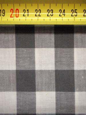 BB-ruit grijs 2 cm