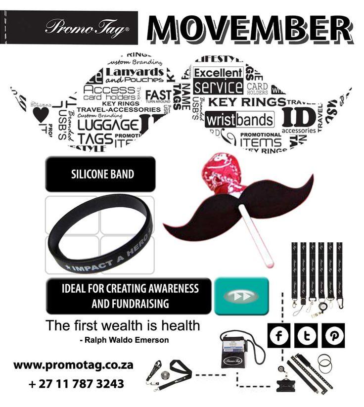 Celebrating Movember ~ A fun way to create awareness :)