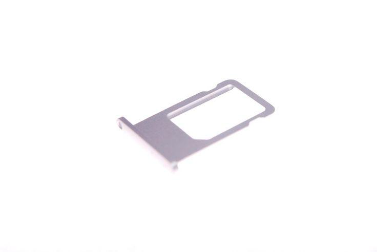 Держатель SIM-карты Apple iPhone 6 Plus 5.5 (серебро)  Держатель SIM-карты Apple iPhone 6 Plus 5.5 (серебро)