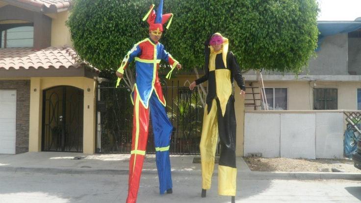 zanqueross de tijuana trajes