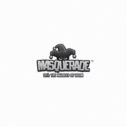 Logo design for Masquerade - video game