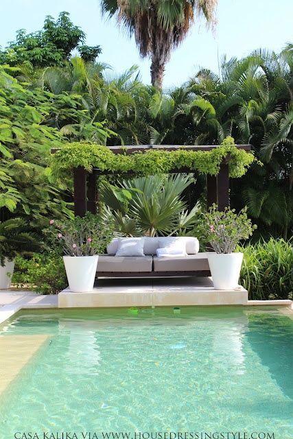 Luxury Pools- Casa Kalika, Punta Mita, Mexico- Via ~LadyLuxury~