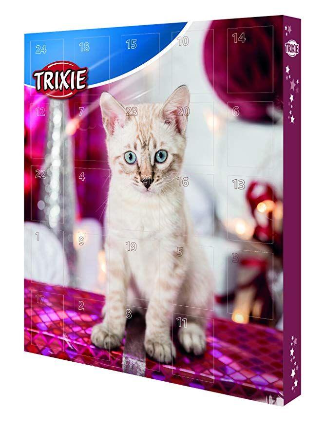 Trixie Adventskalender Für Katzen Und Katzenliebhaber Gefüllt Mit