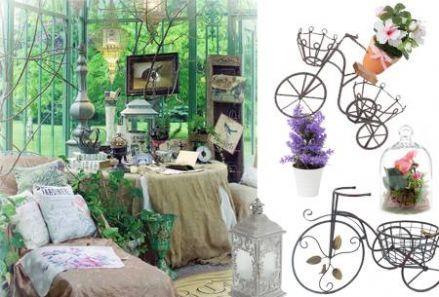 Emotie de toamna – Ghivece, etajere, suporturi bicicleta, ornamente pentru propria gradina