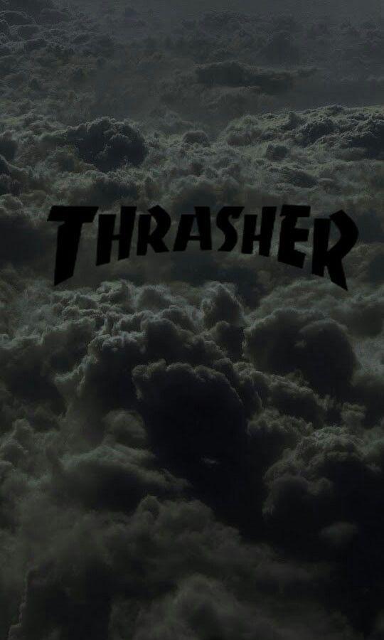 Thrasher Logo Tumblr