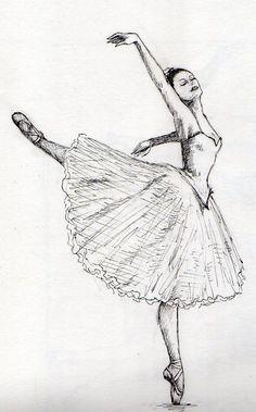 A pequena bailarina                                                                                                                                                                                 Mais