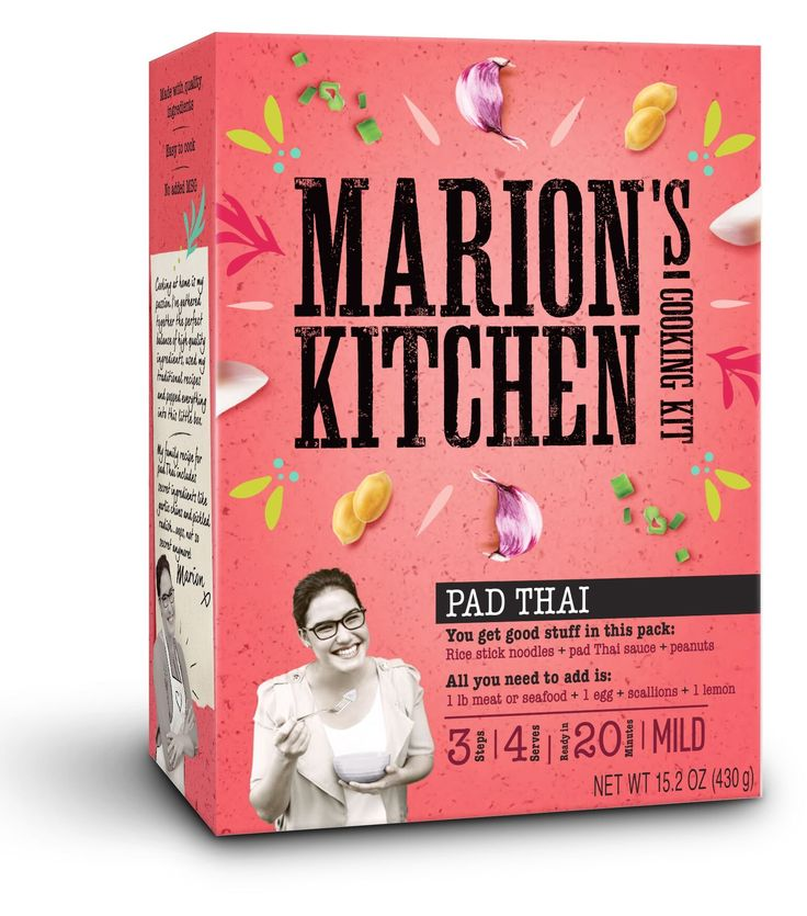 Marion S Kitchen Thai Green Curry