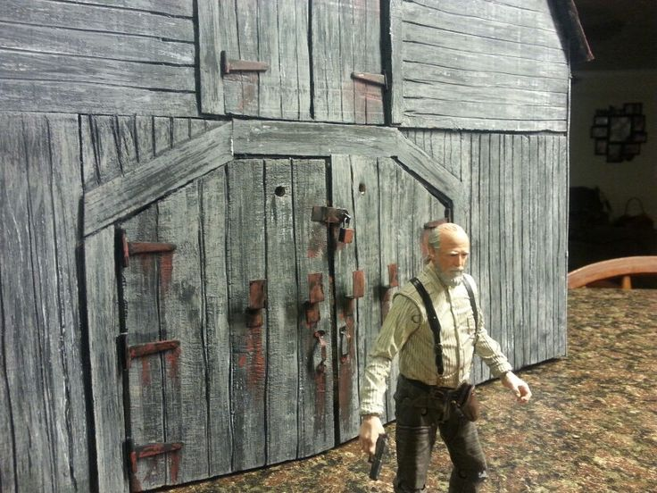 8 Best Walking Dead Images On Pinterest Barn Shed And Bricolage