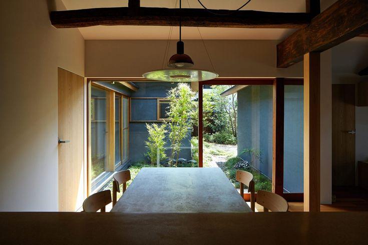 Gallery of House along Saigoku Highway / Koyori + DATT - 27