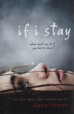 If I Stay by Gayle Forman - Penguin Books USA