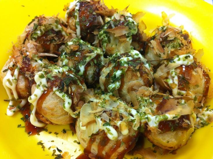 Takoyaki <3