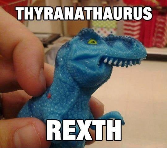 Phteven's Favorite Dinosaur#funny #lol #lolzonline