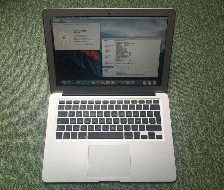 """Apple MacBook Air 13,3"""" i5 1,8 Ghz 8 GB RAM 120 GB SSD EMC 2559 A1466"""