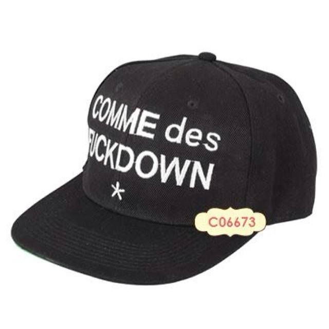 #LBshop #BCD #Indonesia  if you want it contact me guys (PIN: 74A0CA5F * LINE: Rin9365)  Comme des Fuckdown Snapback Hat #StreetStyle #Swag
