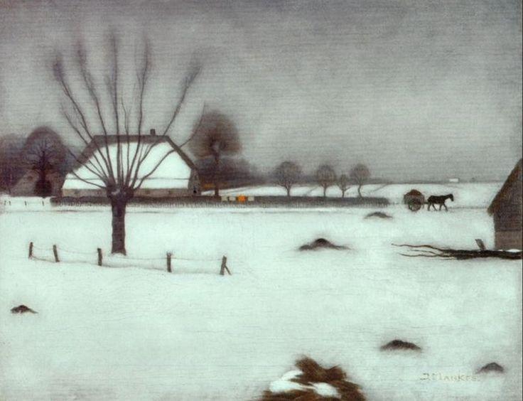 Winter in Eerbeek 1917