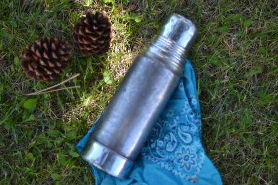 Stanley Aladdin Thermos Stainless Steel by HomeWorksMontana