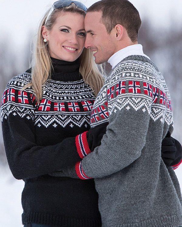 Norwegian sweather >3 #Norway ☮k☮ #Norge