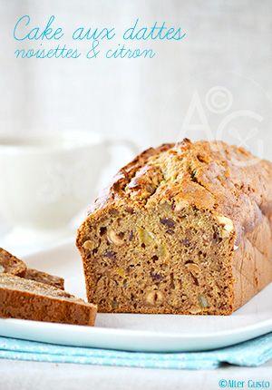 Parce que quand arrive l'automne, j'ai encore plus envie de cakes ! 12 recettes de cake pour bien commencer l'automne