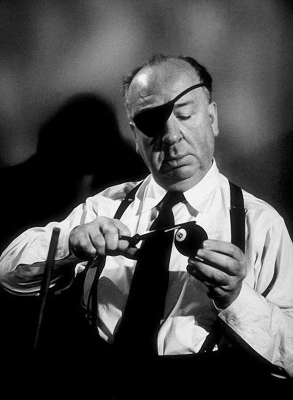 Alfred Hitchcock 8 ball. http://www.supreme.fr/