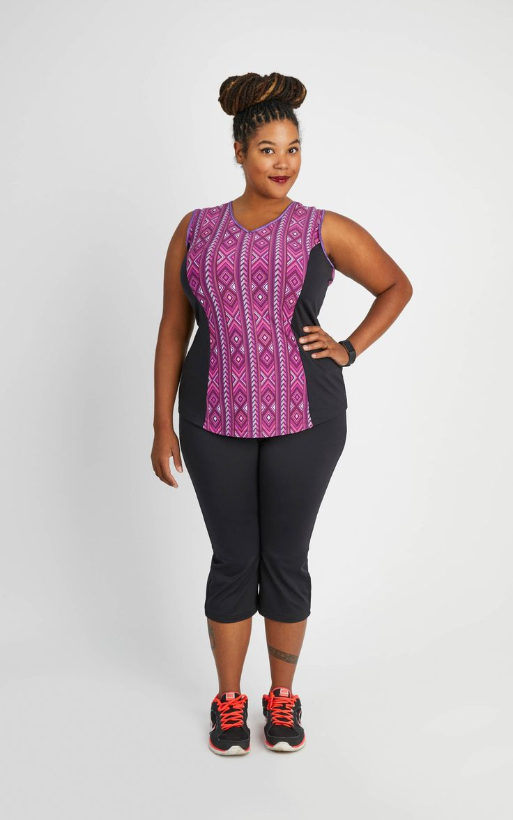 27 best Schnittmuster Sportkleidung Plus Size images on Pinterest ...