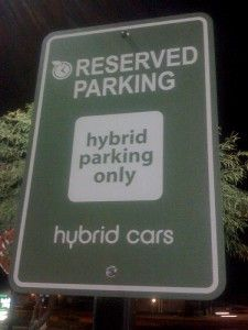 How green are hybrid cars