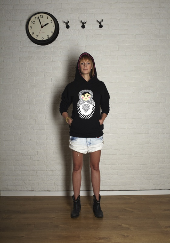 Femi Pleasure Zuza sweatshirt