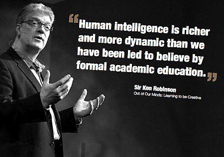Sir Ken Robinson--check out his TED talk! http://www.ted.com/talks/ken_robinson_says_schools_kill_creativity.html