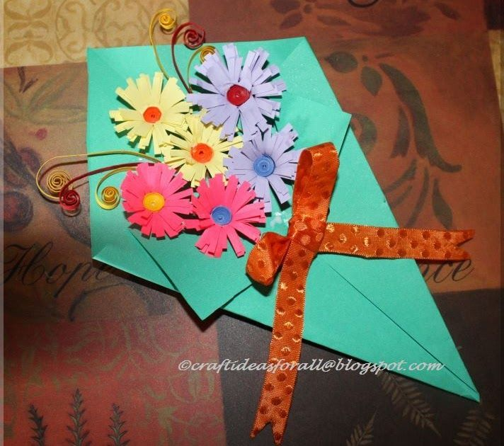 Craft Ideas for all: Happy Mother's Day