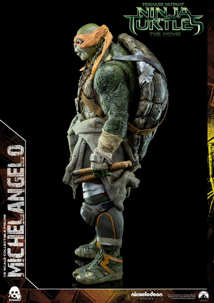 Leonardo and Michelangelo collectibles will be available for pre-order at www.threezerostore.com starting from April 9th 9:00AM Hong Kong time for 230USD/1780HKD each with International shipping included in the price. As part of the special and threezerostore exclusive offer: we will have both collectibles offered for a special price of 380USD/2950HKD (with International shipping). #threezero #TMNT #TMNT2014 #TMNTmovie #actionfigure #collecting #toys #collectible #toy #toycollector