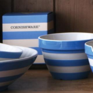 Cornish Ware love the color & 93 best Cornish Ware images on Pinterest | Cornishware Kitchen ...