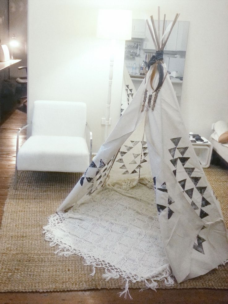 diy lounge teepee // spell & the gypsy collective