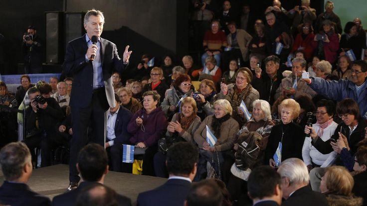Governo Macri aprova lei que devolve impostos pagos por aposentados e pensionistas