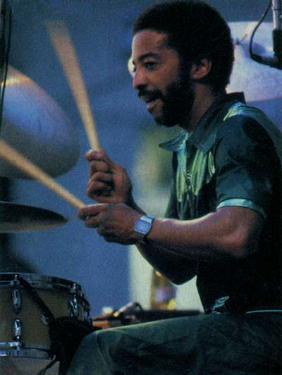 "Anthony Tillmon ""Tony"" Williams (December 12, 1945 – February 23, 1997) was an American jazz drummer. Widely regarded as one of the most important and influential jazz drummers to come to prominence in the 1960s, Williams first gained fame in the band of trumpeter Miles Davis and was a pioneer of jazz fusion"