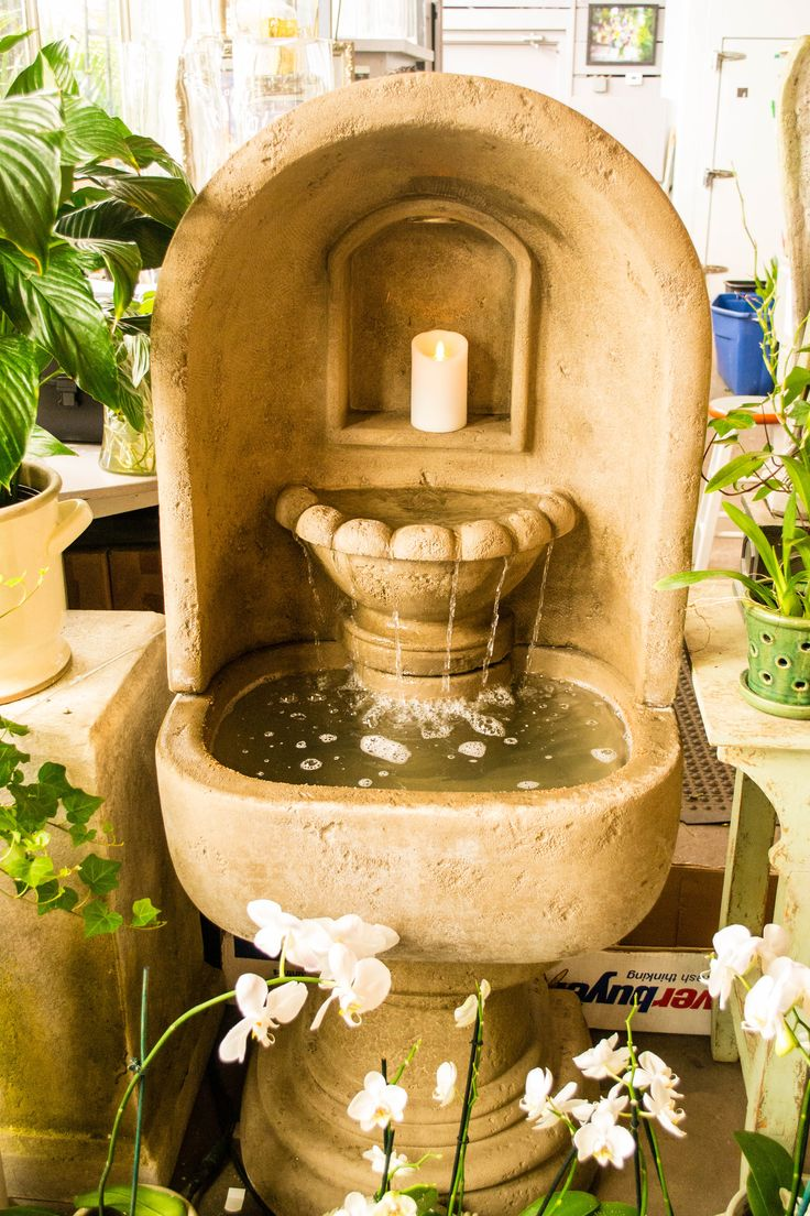 Outdoor wall decor sussex wall fountain - Basque Wall Fountain 1 085 00