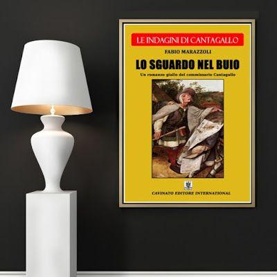 Fabio Marazzoli: Un tocco di giallo d'autore: quadro a costo zero