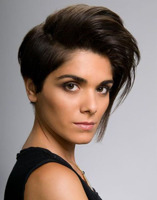 Best Short Haircuts For Square Faces 2015 Haircuts For